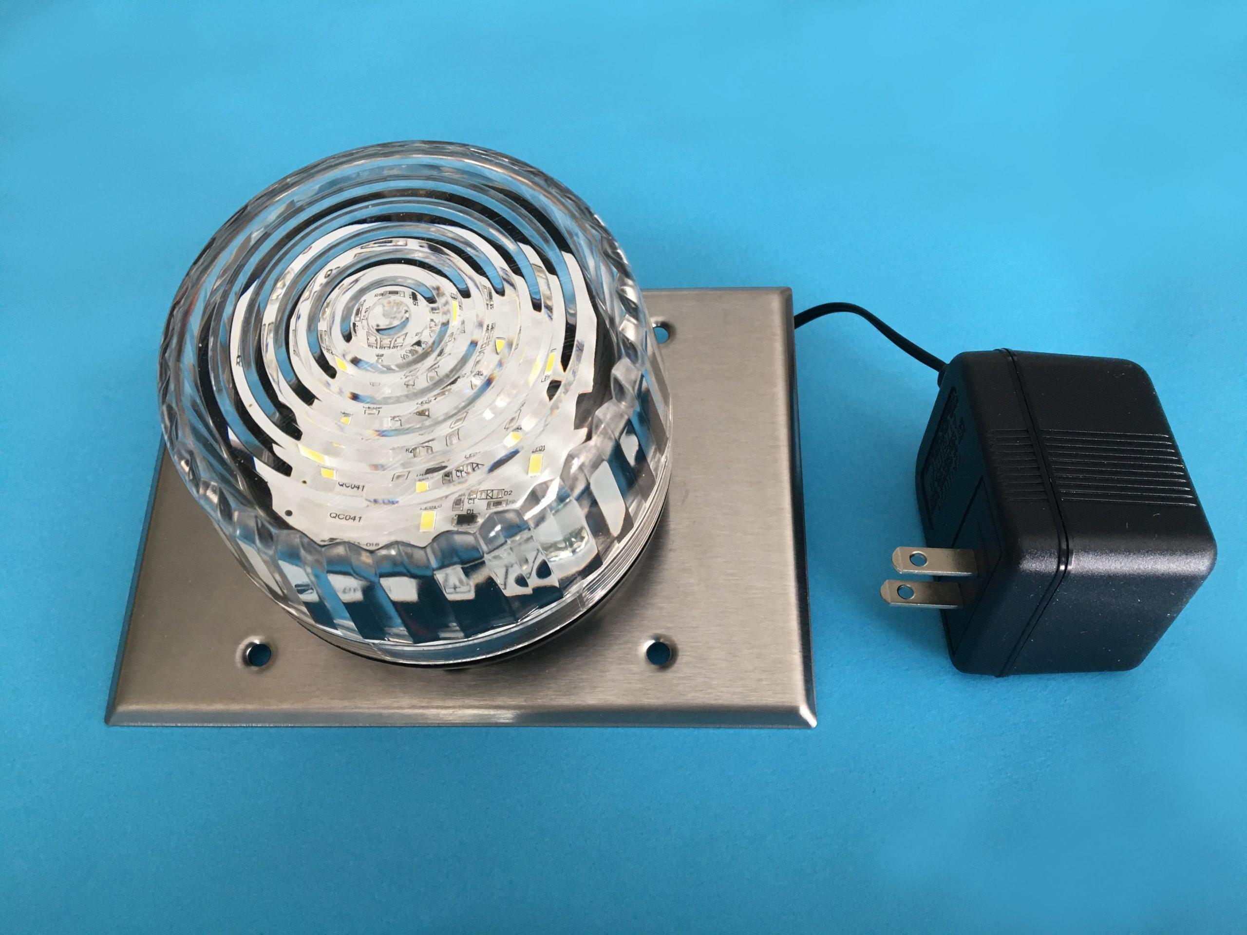Lari-Jo DBSL-11 Door Bell Ringer Strobe Light