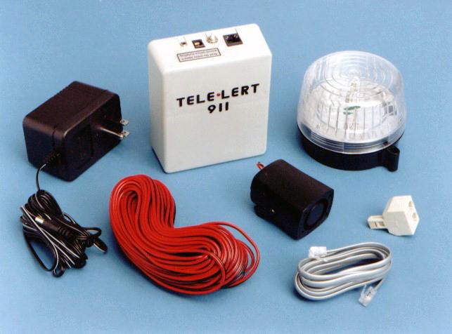 Lari-Jo Tele-lert 911 System