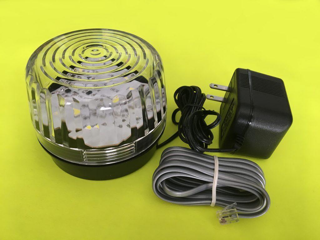 Lari-Jo TRSL-01 Telephone Ringer Strobe Light