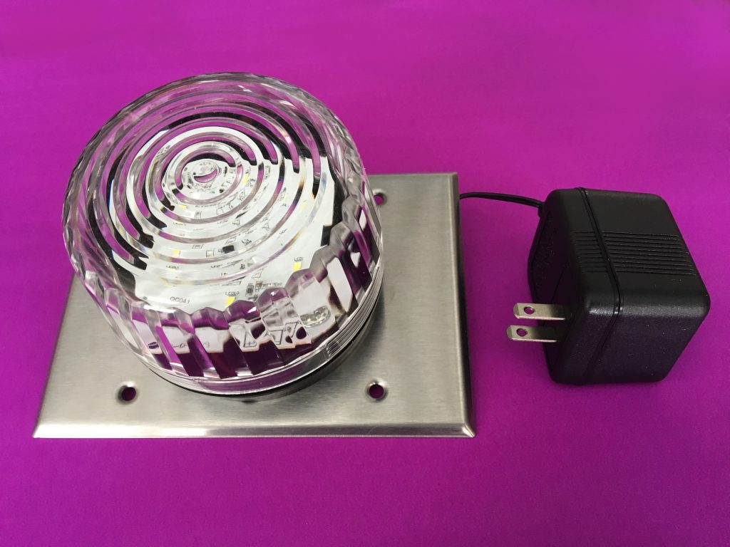 Lari-Jo TRSL-11 Telephone Ringer Strobe Light
